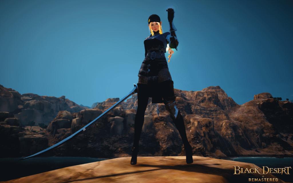 БДО Темный рыцарь