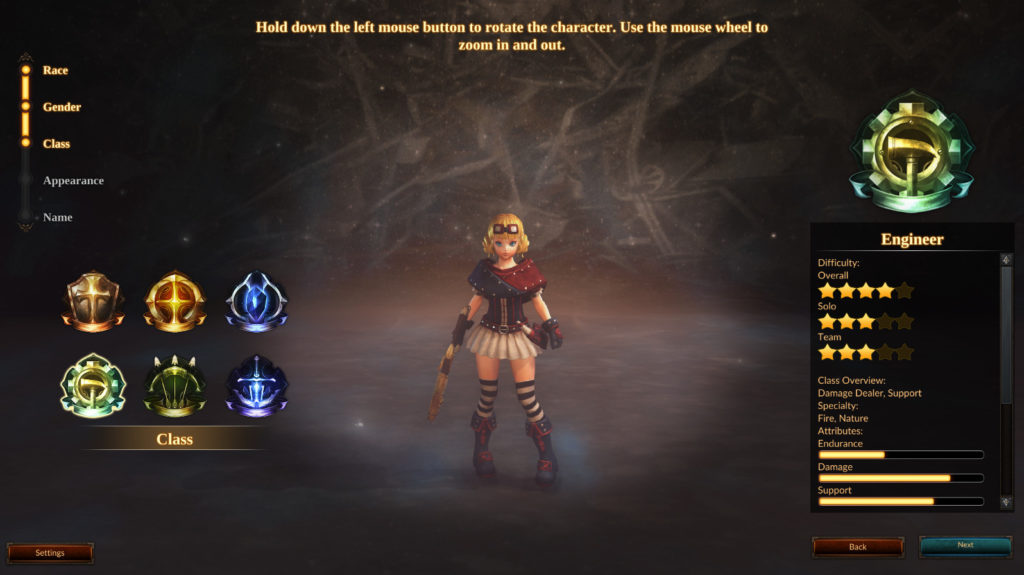 Neia Guardians of Ember