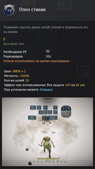 Плен-стихии