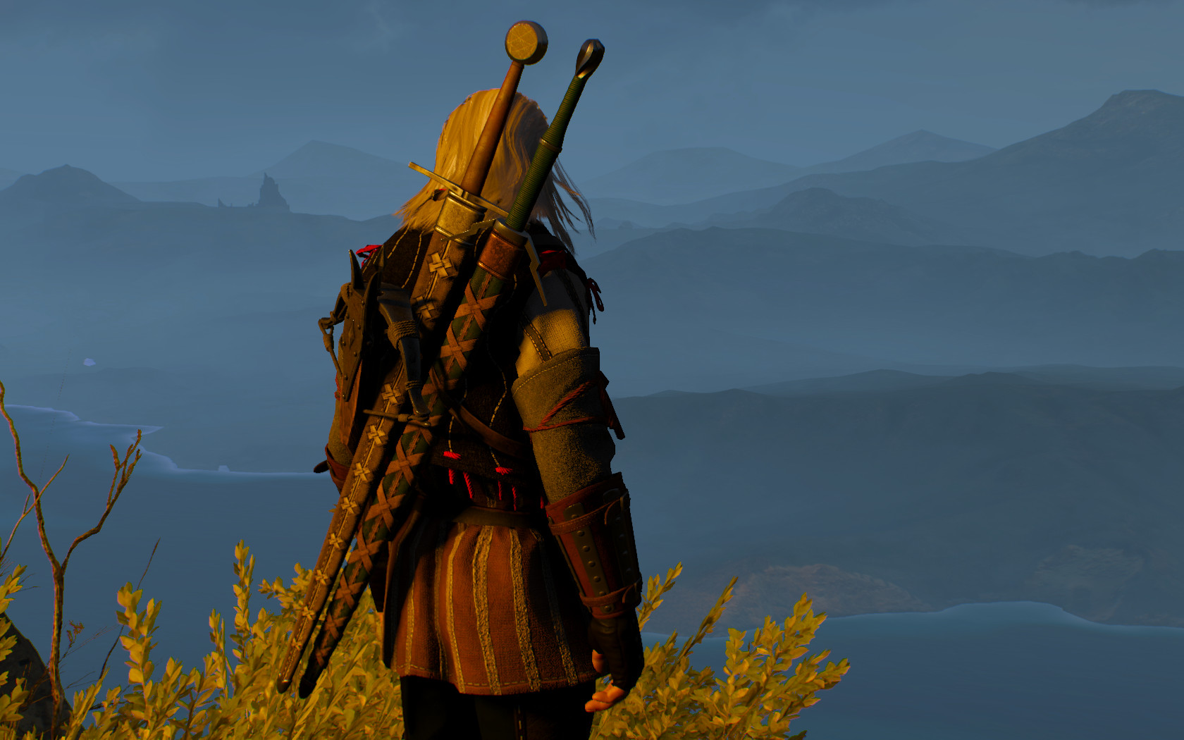 «Призрак тракта» — прохождение скрытого задания в игре «Ведьмак 3: Дикая Охота»