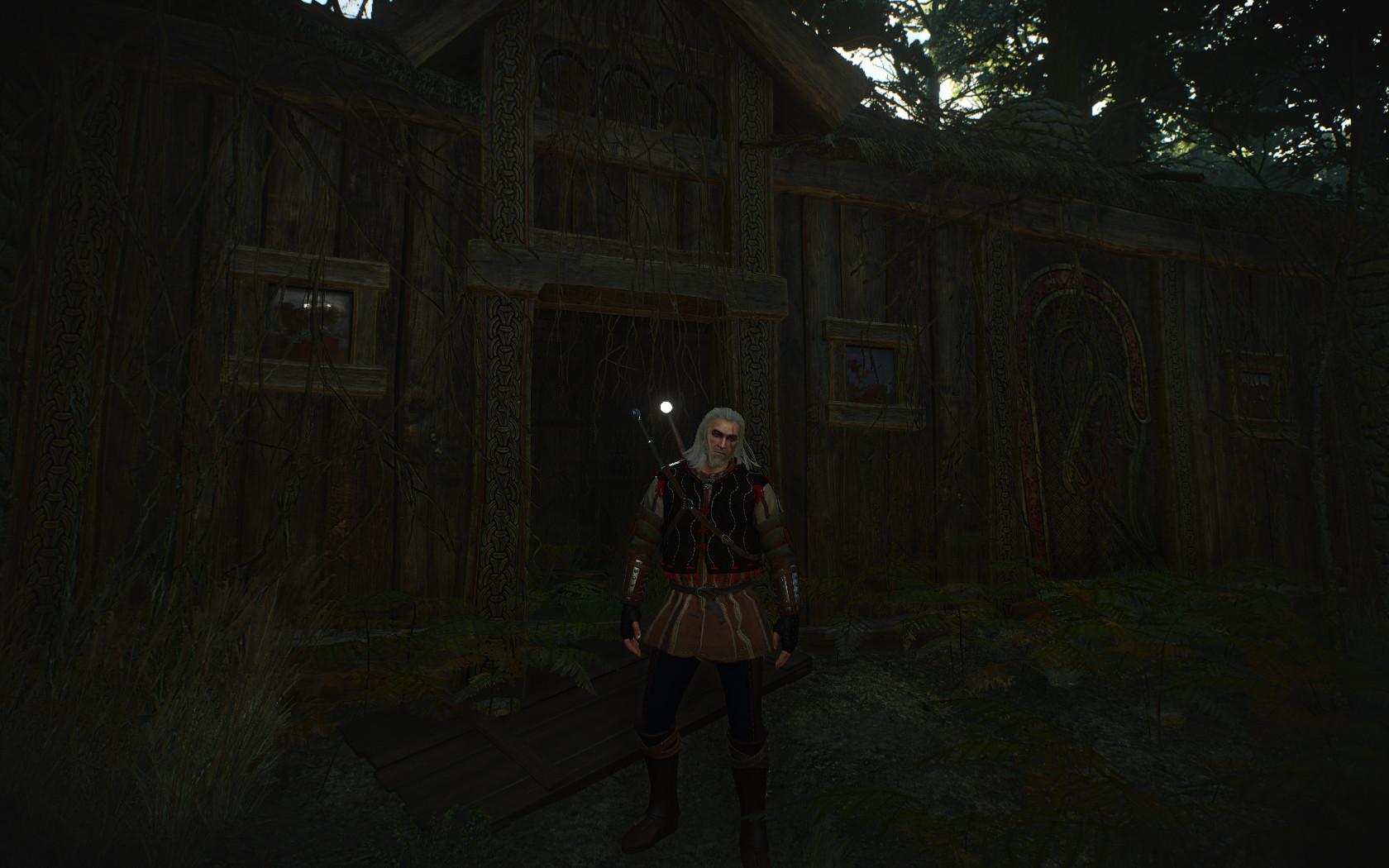 «Заброшенная лесопилка» в игре «Ведьмак 3: Дикая охота»