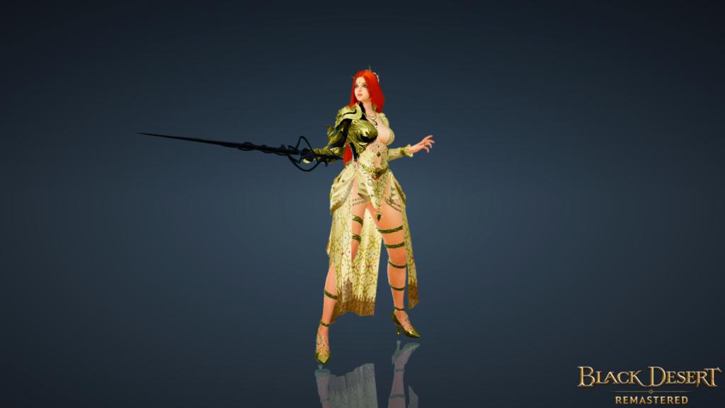 Нова в костюме Сефия