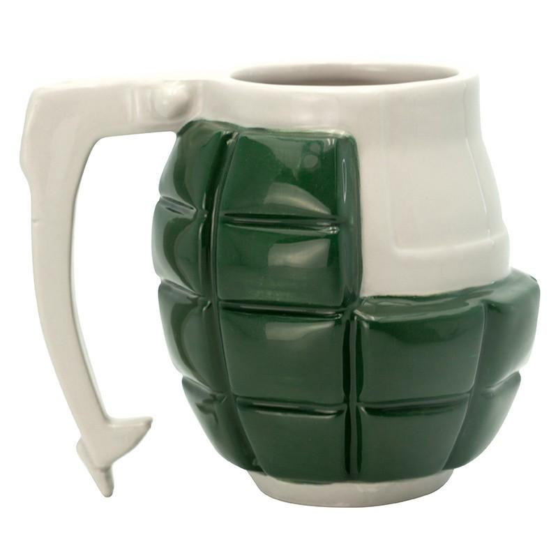 3D Чашка в форме гранаты