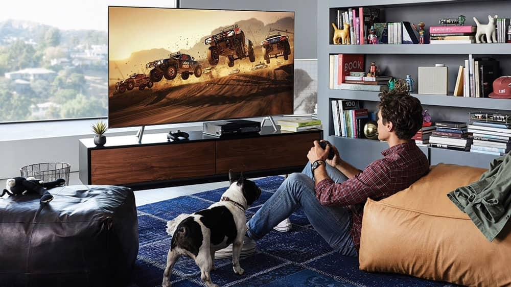 Три лучших телевизора для игр от Самсунг