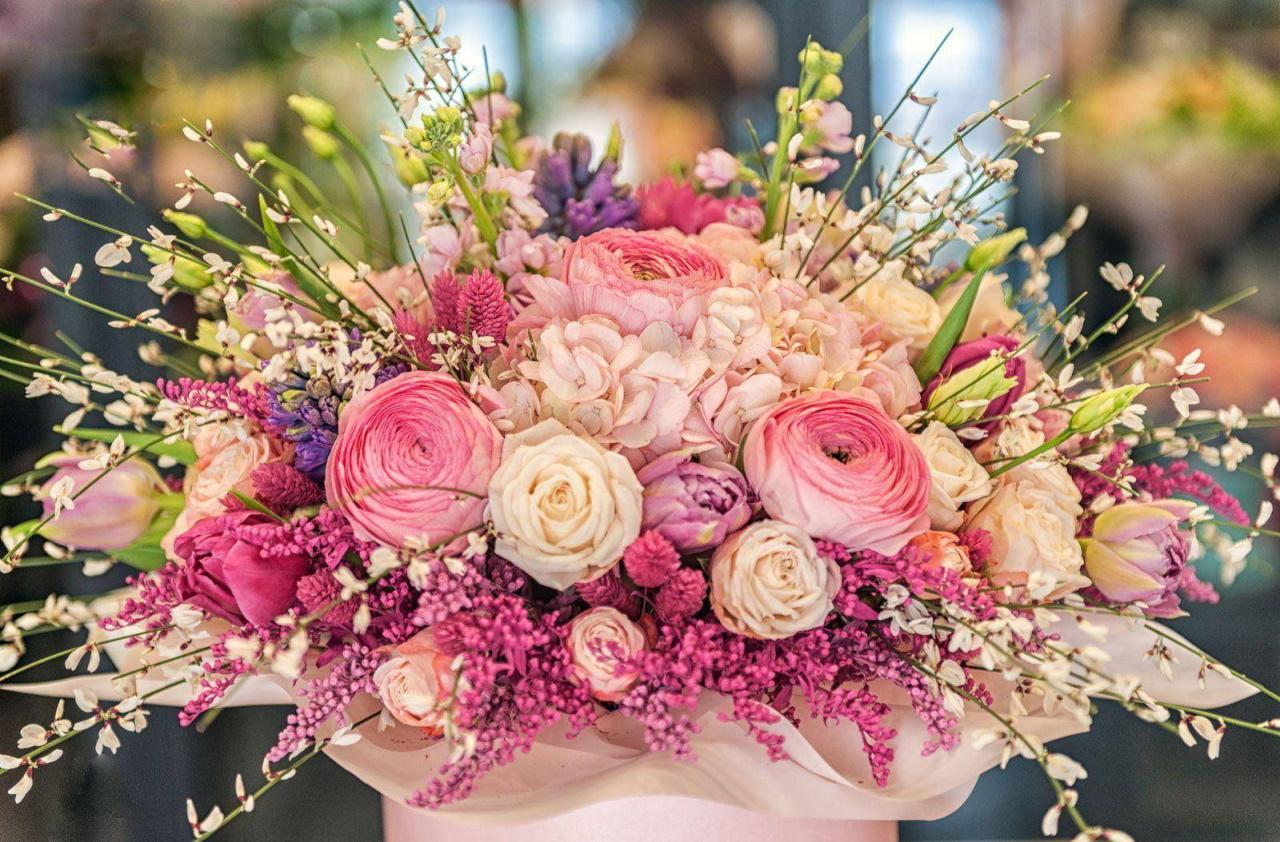 Цветы для тех, кто сердцу дорог – букеты с доставкой