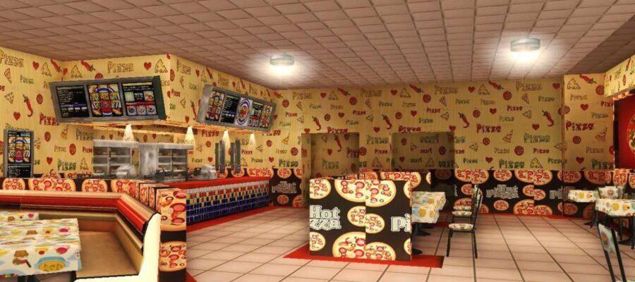 Игры про пиццу